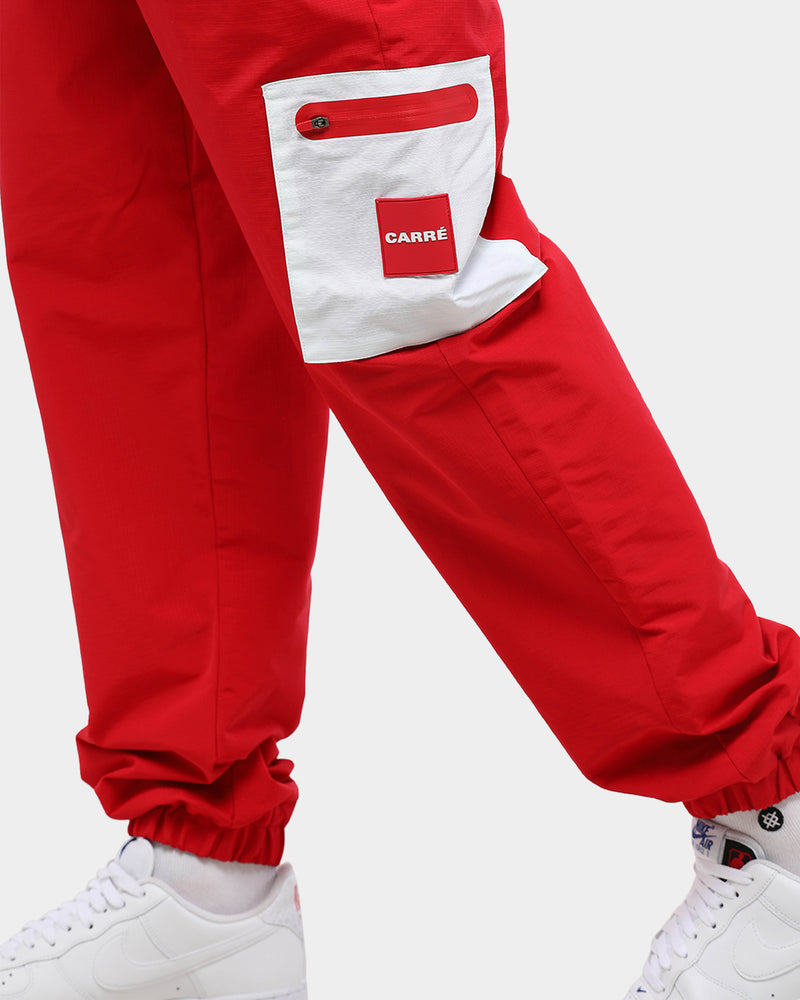 Carré Men's Objectif Trackpant Red/Navy/White