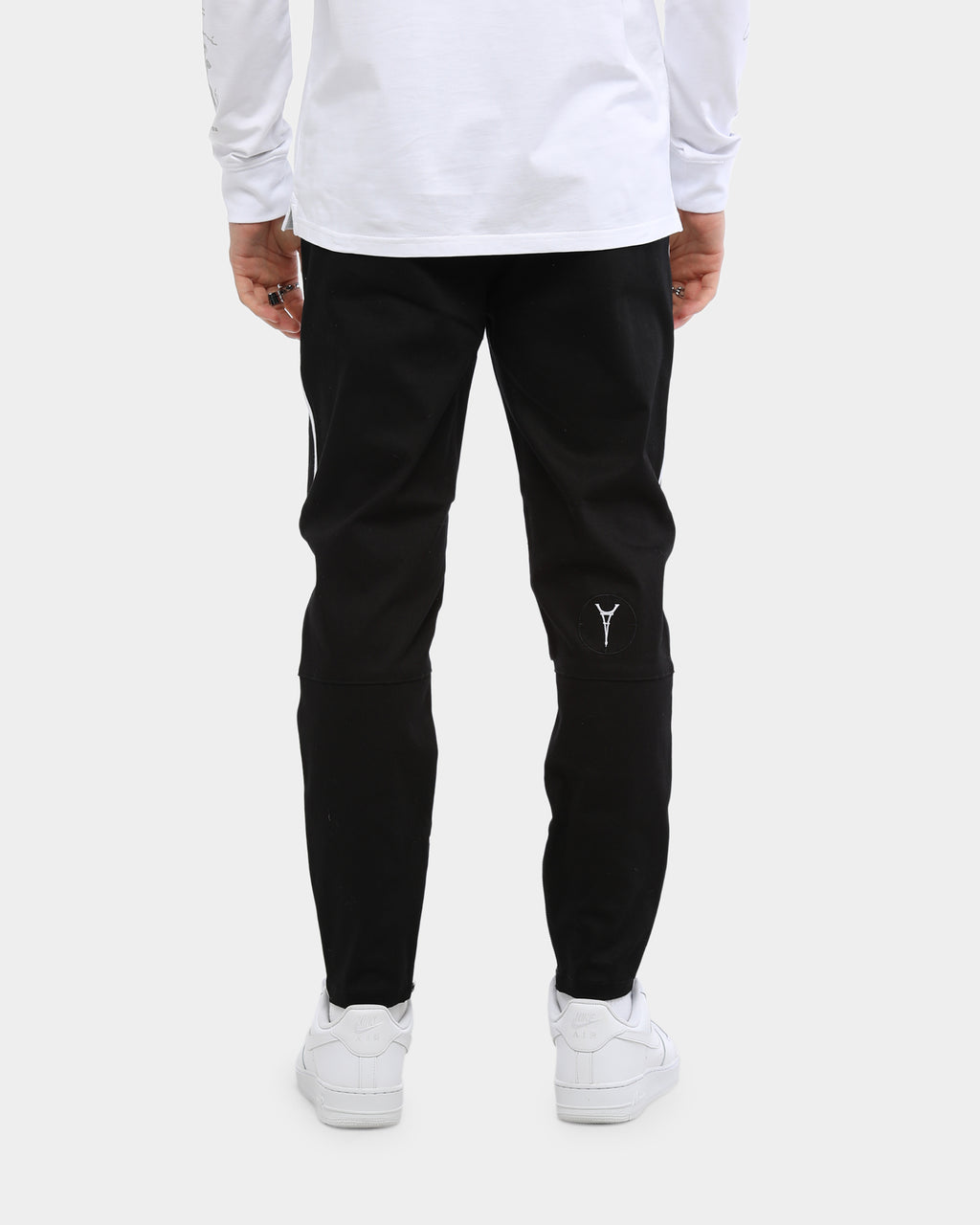 Carré Men's Cible Zip Up Pant Black