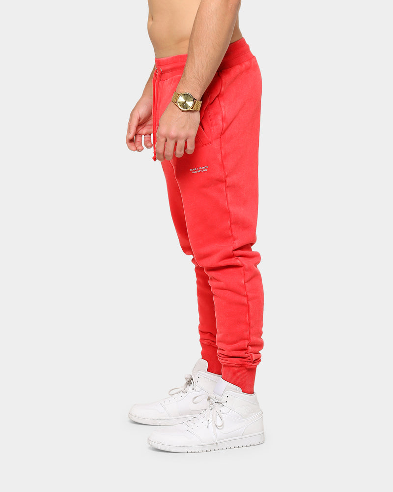 Carré Men's Colorant Trackpant Red