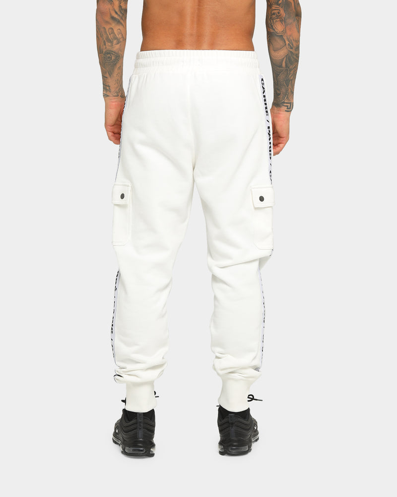 Carré Captain Cargo Trackpant Off White