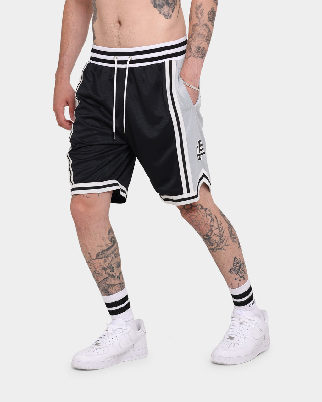 Carré Mono Ball Shorts Black/Grey