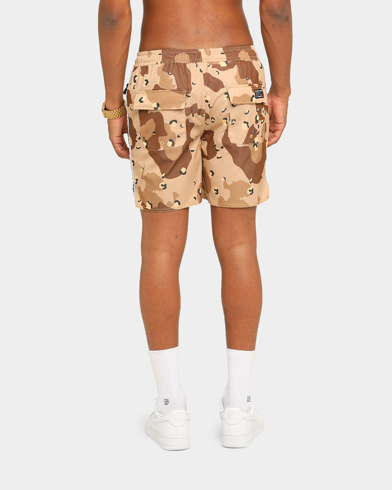 Carré Captain Shorts Desert Camo