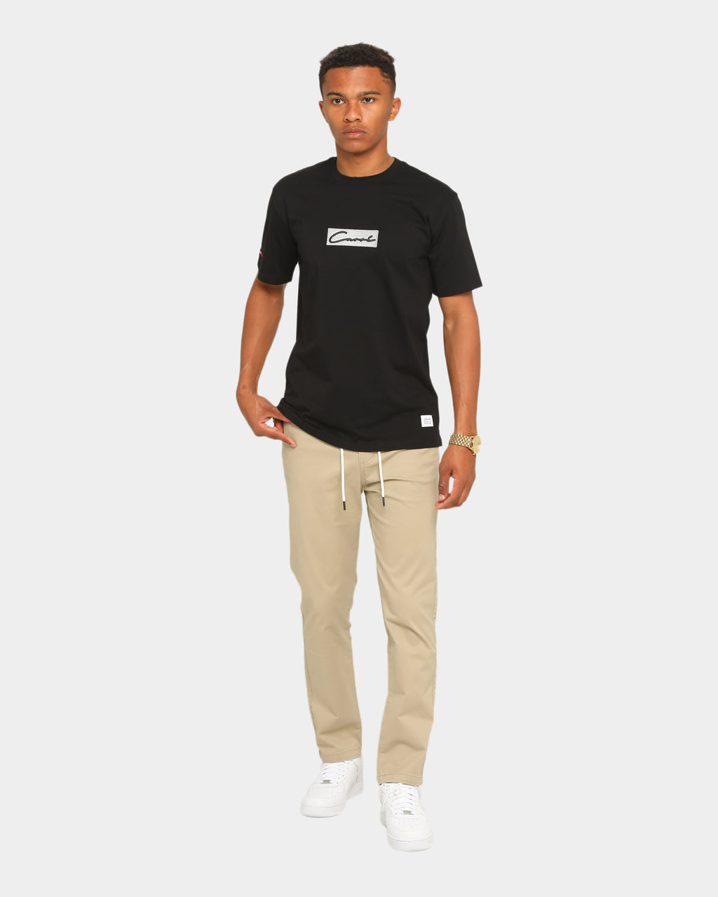 Carré Dune Chino Pant Stone