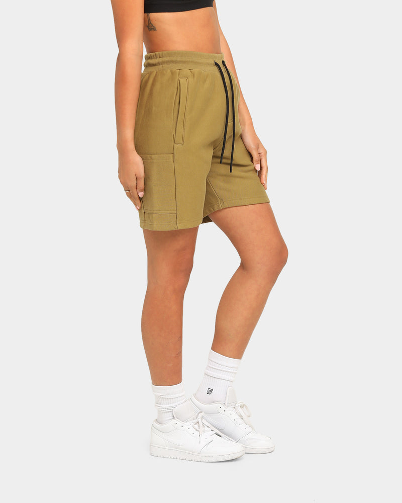 Carré Commando Shorts Olive