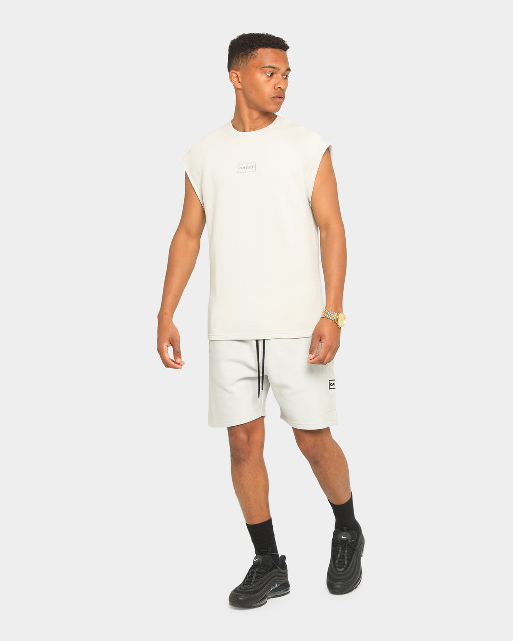Carré Commando Shorts Grey