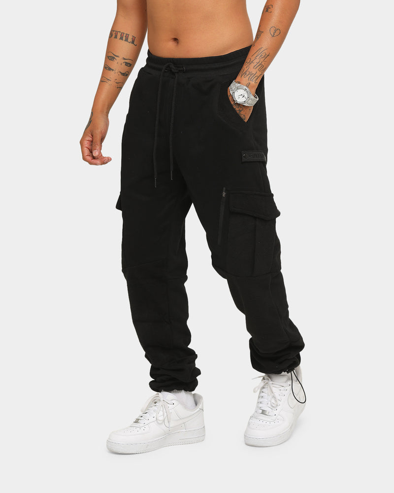 Carré Evolution Cargo Track Pant Black