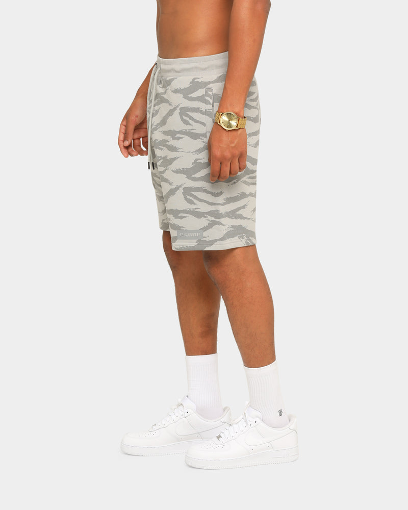 Carré Reticule Track Shorts Grey