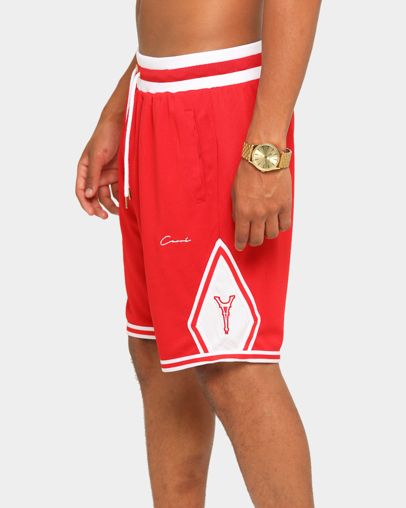 Carré Champs Ball Shorts Red/White