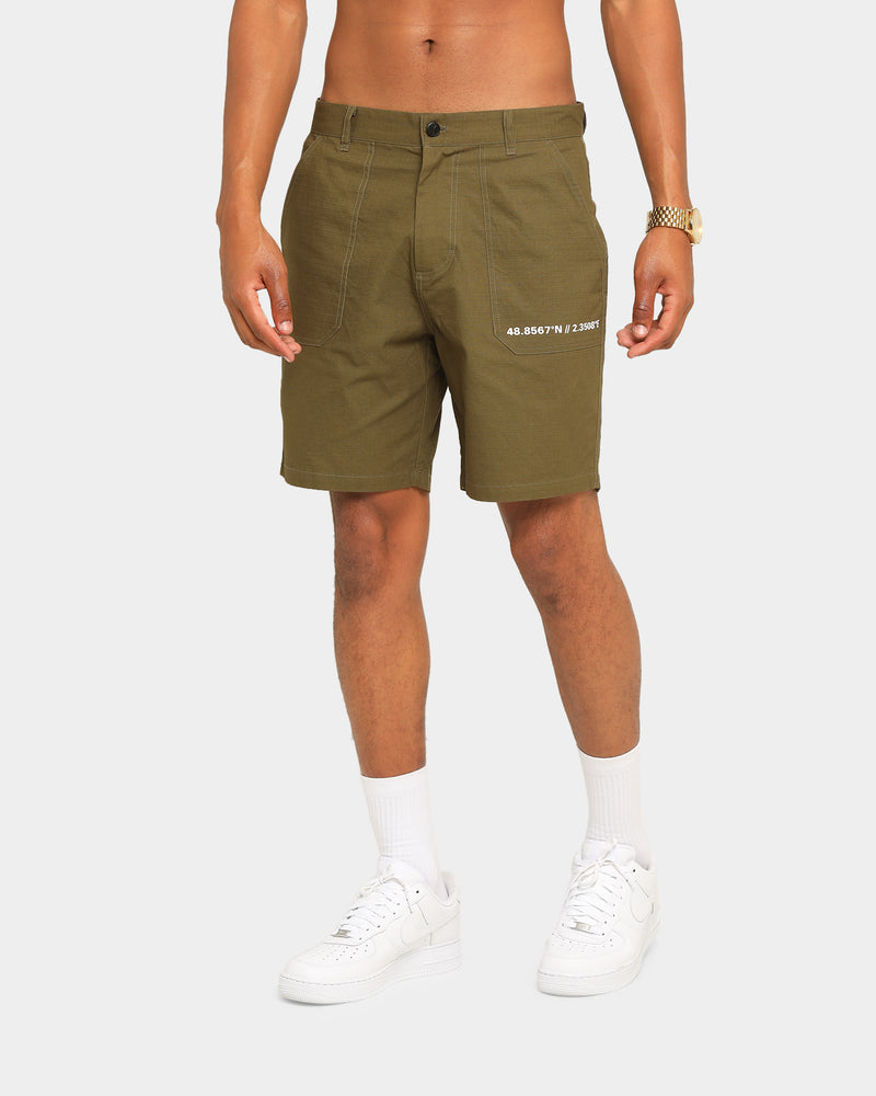 Carré Marshal Short Olive