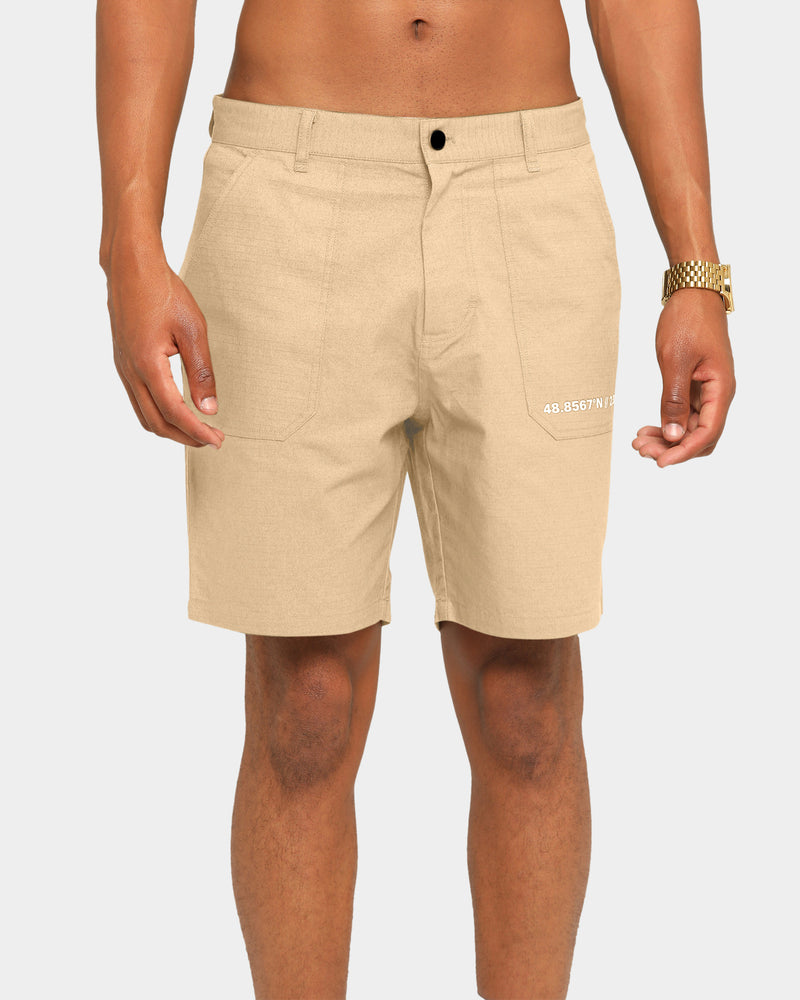 Carré Marshal Short Stone