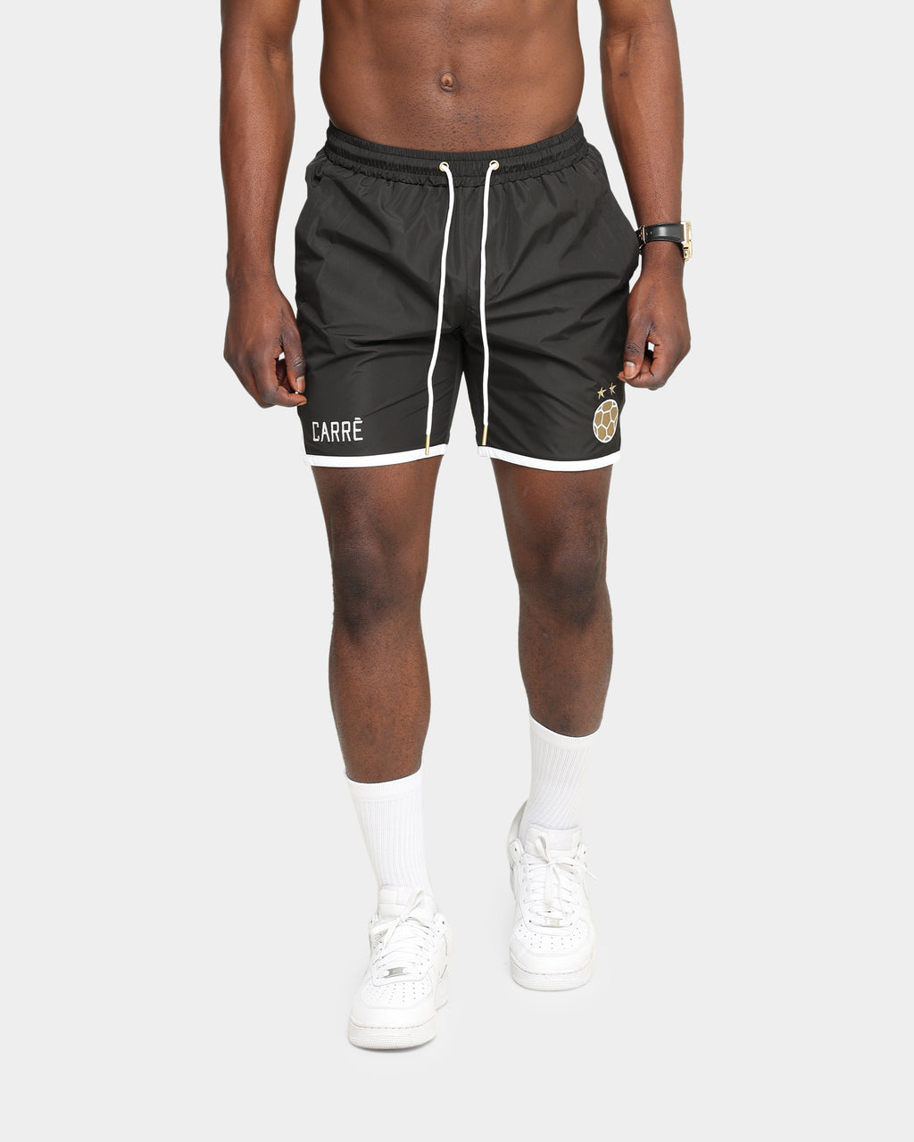 Carré Men's Deux Shorts Black