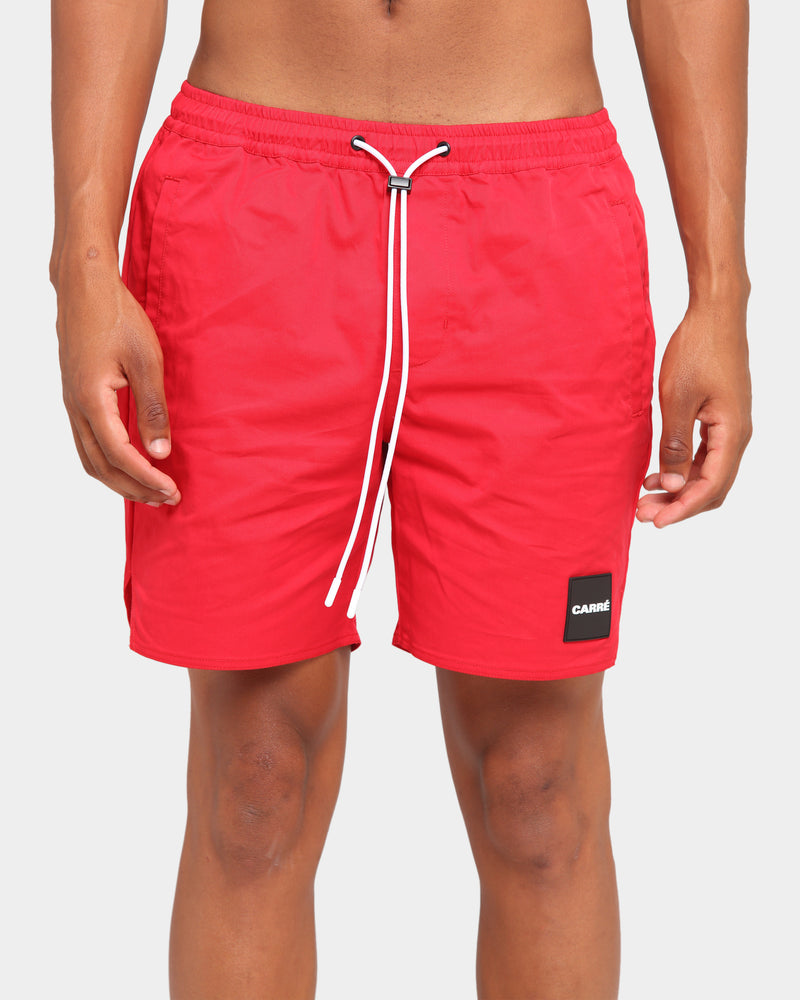 Carré Objectif Box Shorts Red