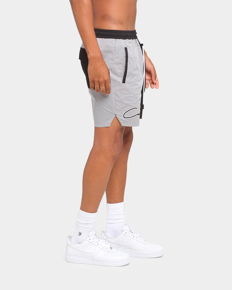 Carré Paris City 2 Tone Shorts Black/Grey