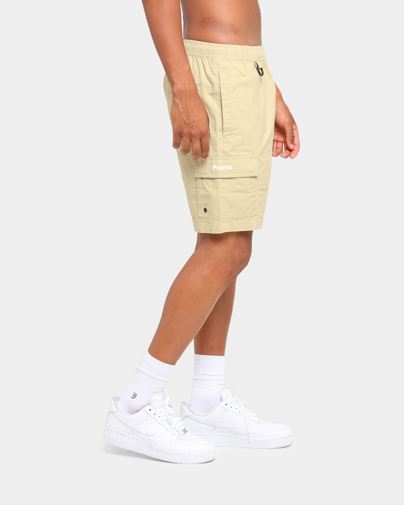 Carré Combiner Cargo Shorts Stone