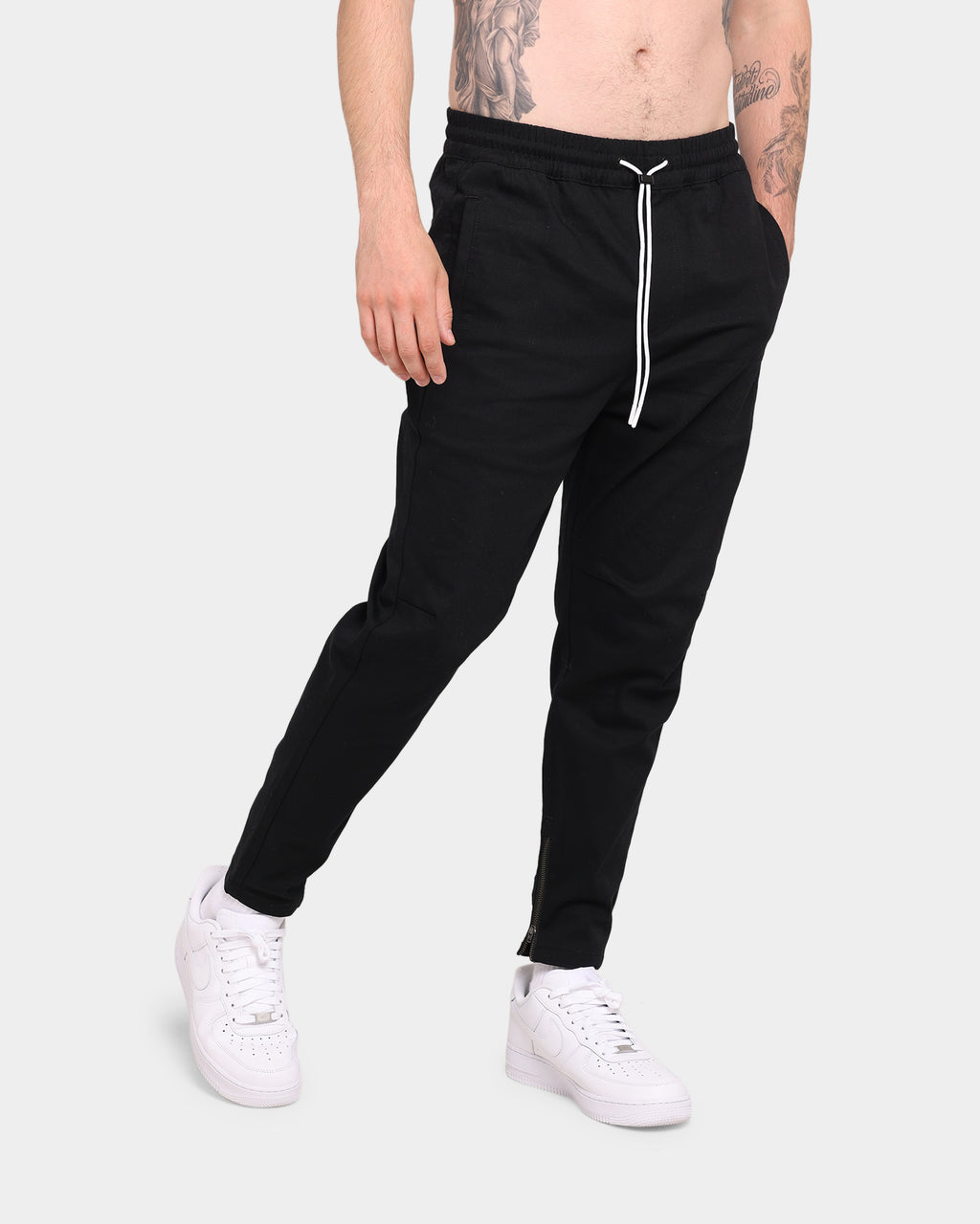 Carré Artisan Pant Black