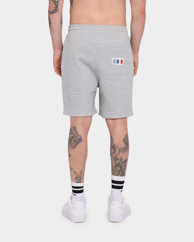 Carré Slice Track Shorts Grey Marle