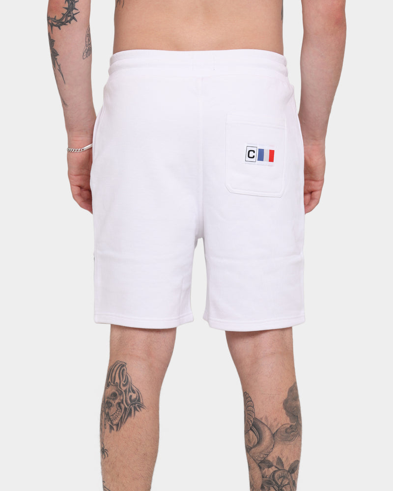 Carré Slice Track Shorts White