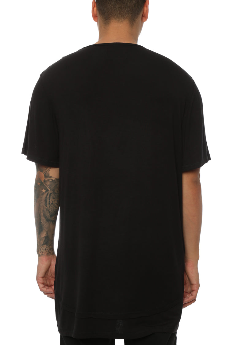 Carre Deviate Tee Black