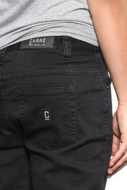 Carré Courant Short Black