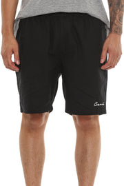 Carré LA Scripte Slide Short Black