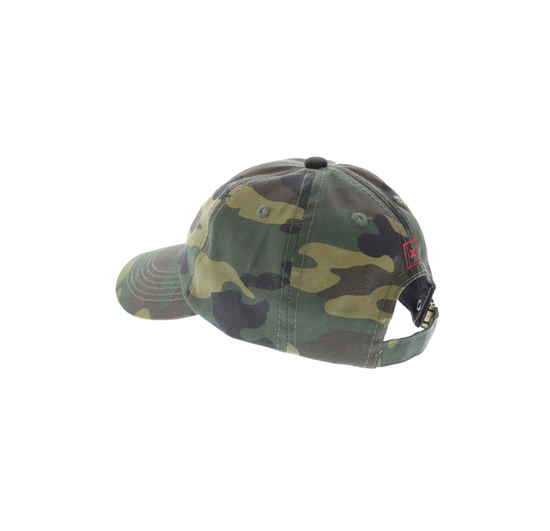 Lil Homme Toddler Jump Strapback Camo