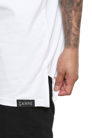 Carré Core Divise Tee White
