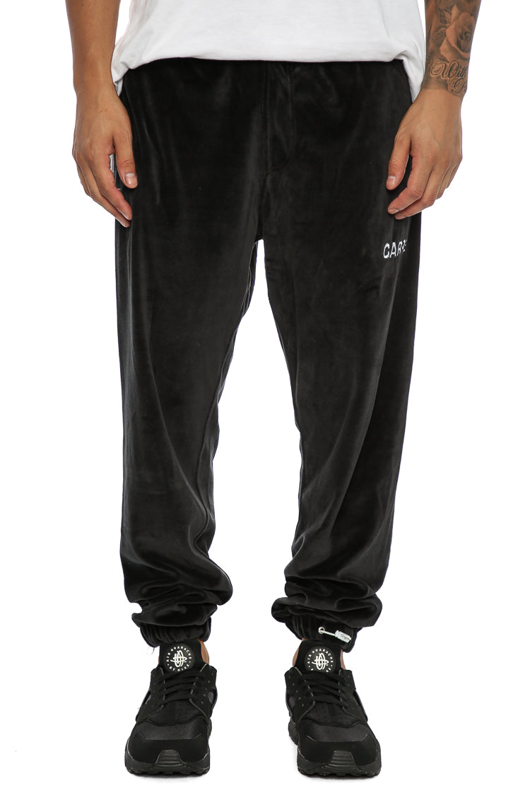 Carré Douillet Track Pants Black