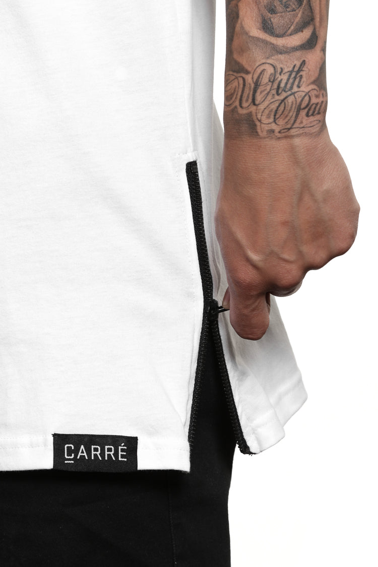 Carré Section Capone 2 Tee White