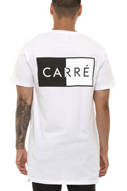 Carré Invert Capone 2 Tee White