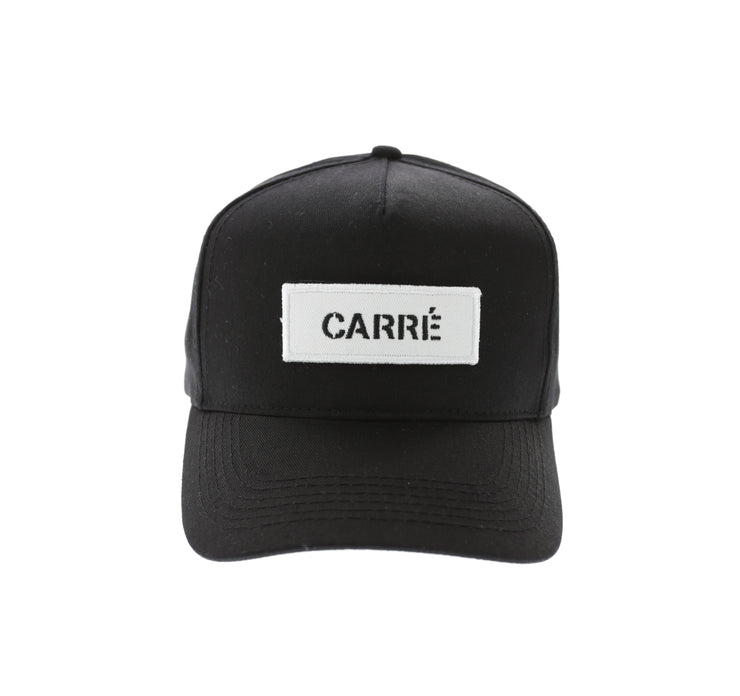 Carré Longitude Patches Strapback Black