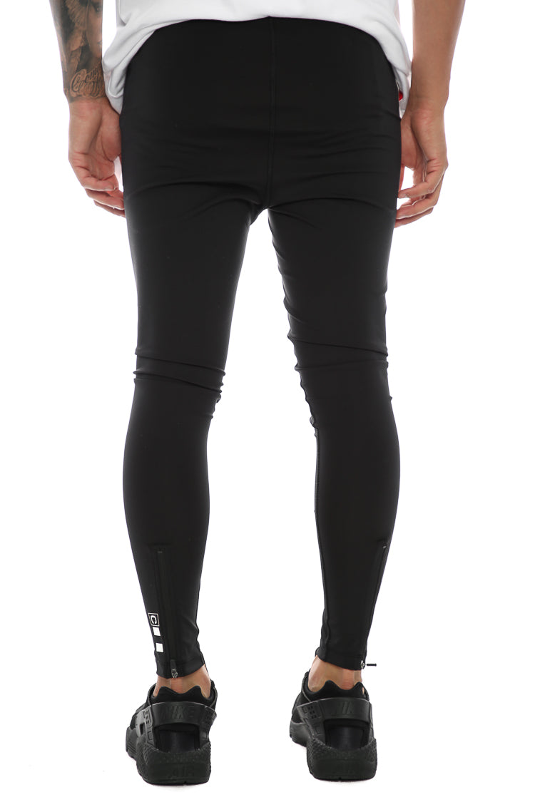 Carré Swipe Technique Legging Black