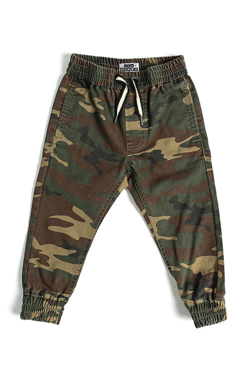 Lil Homme Propre Joggers 2.0 Camo