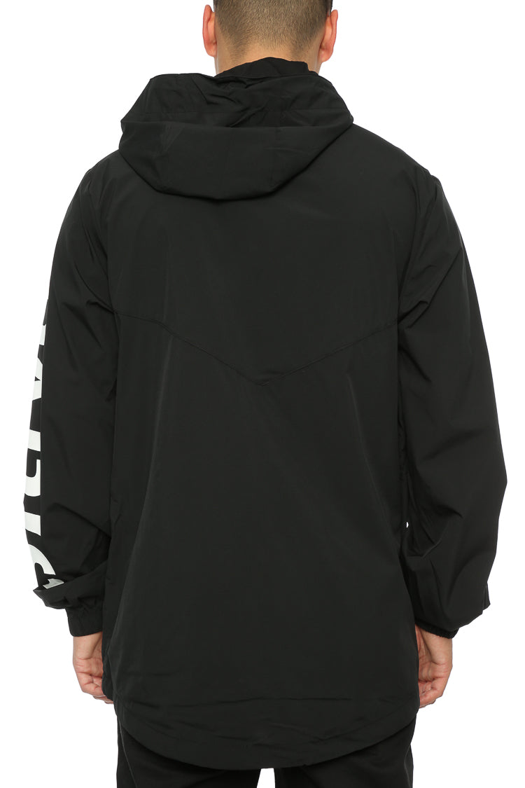 Carré Venteux Windbreaker Black