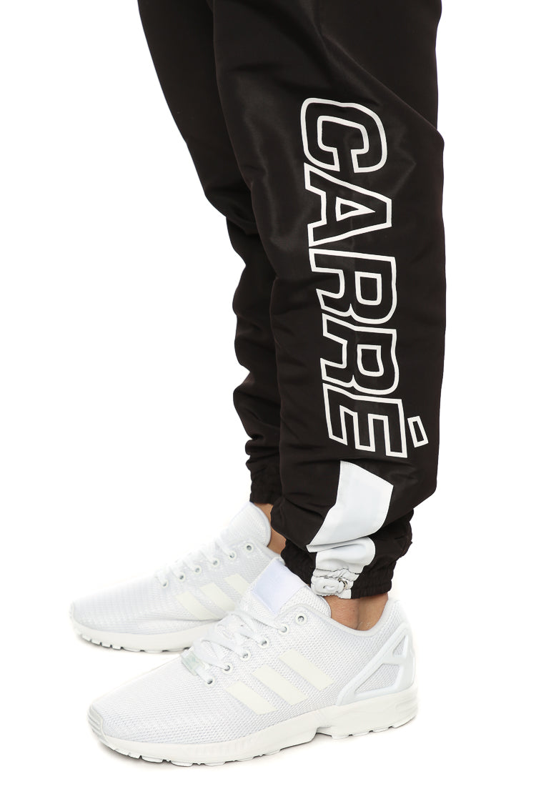 Carré Athletique Track Pants Black