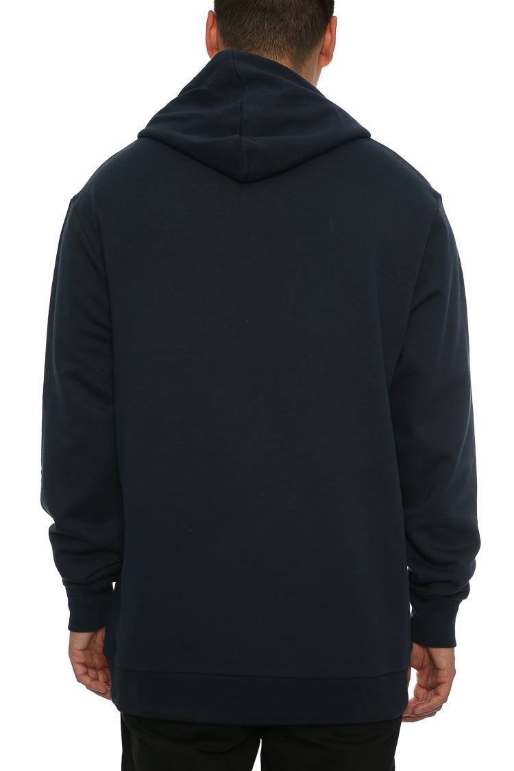 Carré Athletique Hood Navy