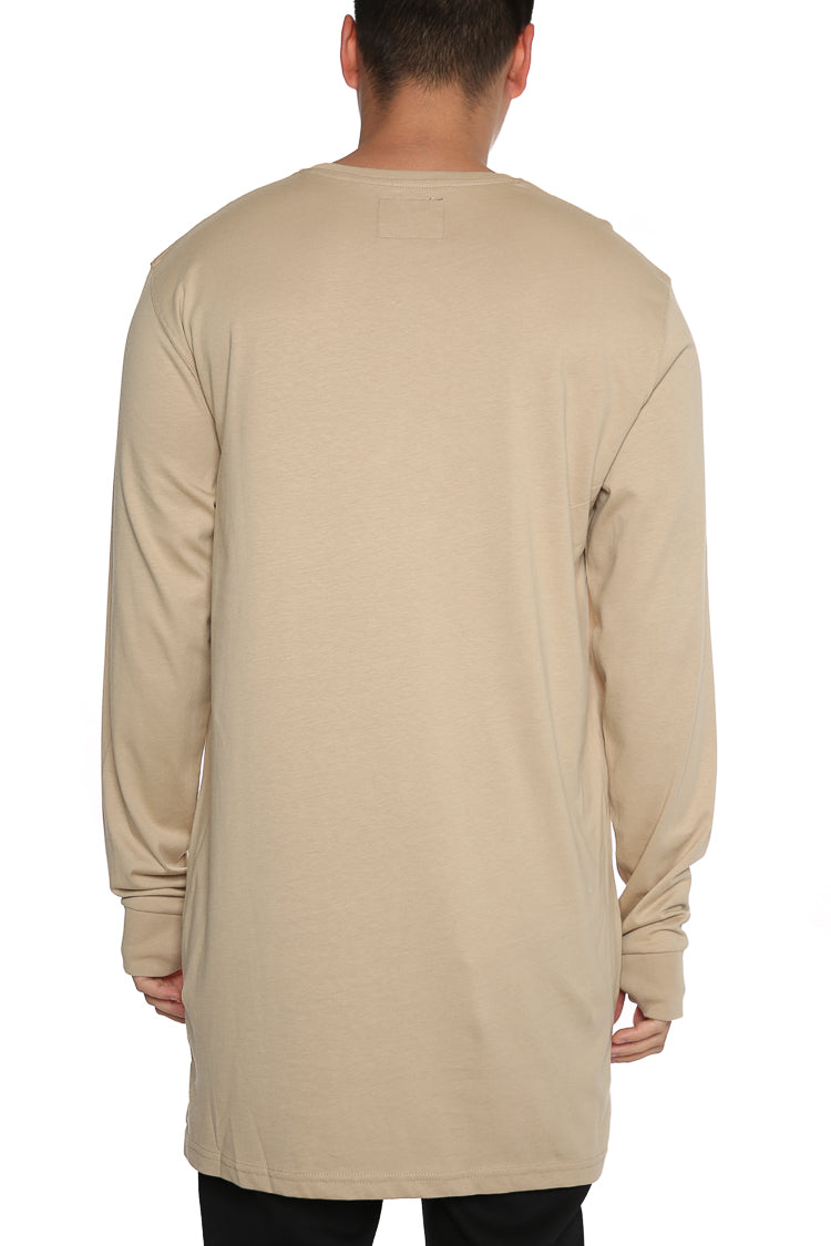Carré Core Capone 3 Long Sleeve Tee Stone