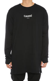 Carré Section 2 Capone 3 Long Sleeve Tee Black