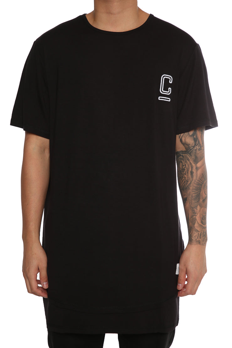 Carré C Icon Deviate Tee Black