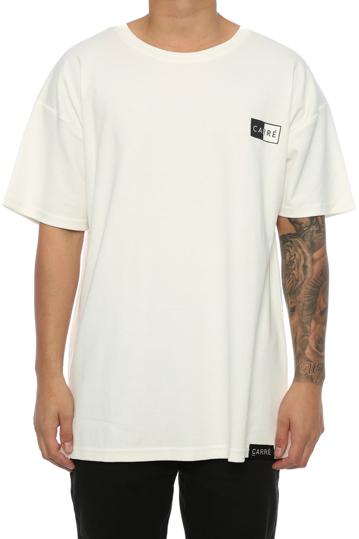 Carré Invert Terreux 2.0 Tee Off White