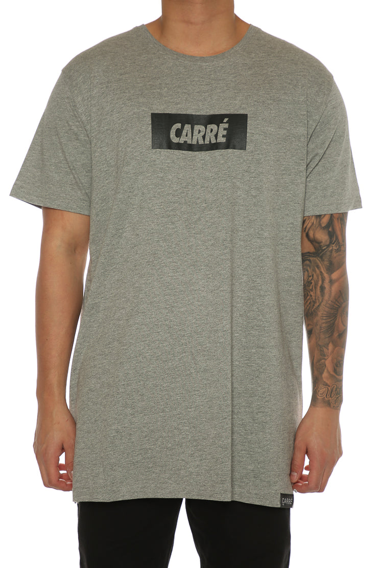 Carré Incline Divise 2.0 Tee Grey Heather