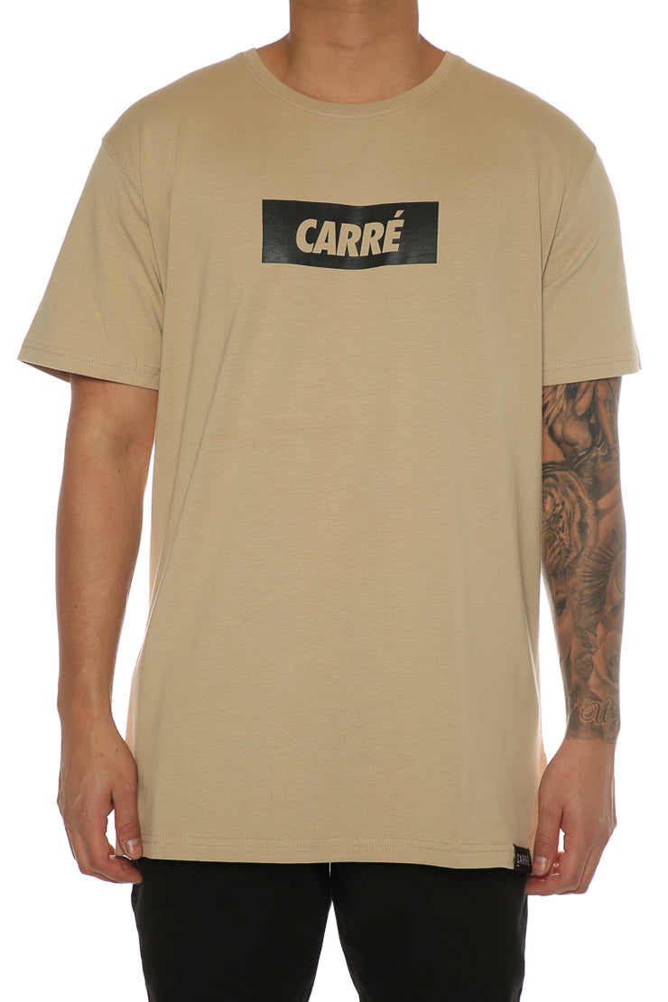 Carré Incline Divise 2.0 Tee Stone