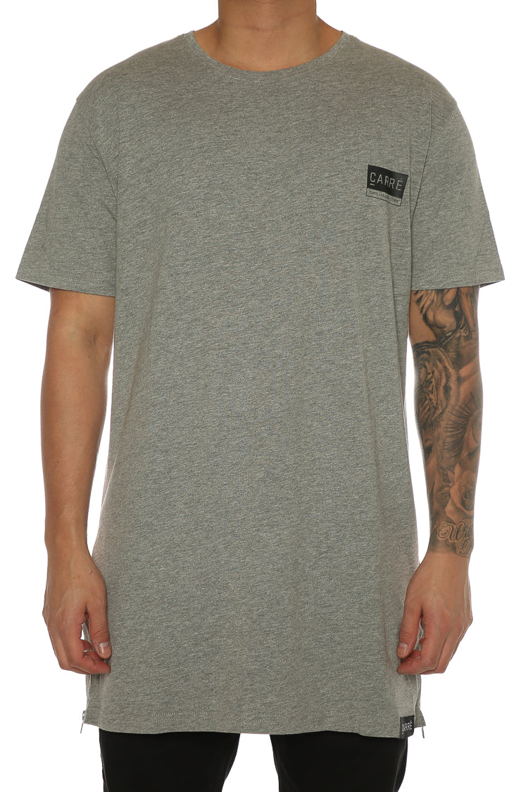 Carré Core Capone 3 Tee Grey Heather
