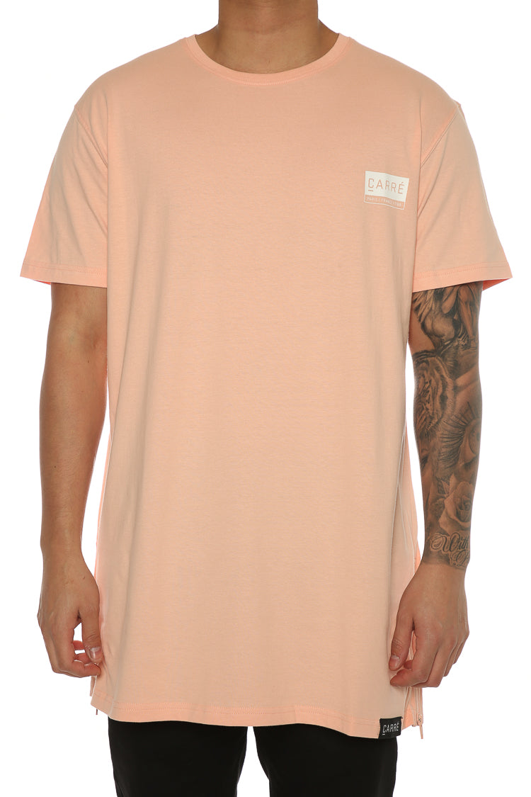 Carré Core Capone 3 Tee Peach