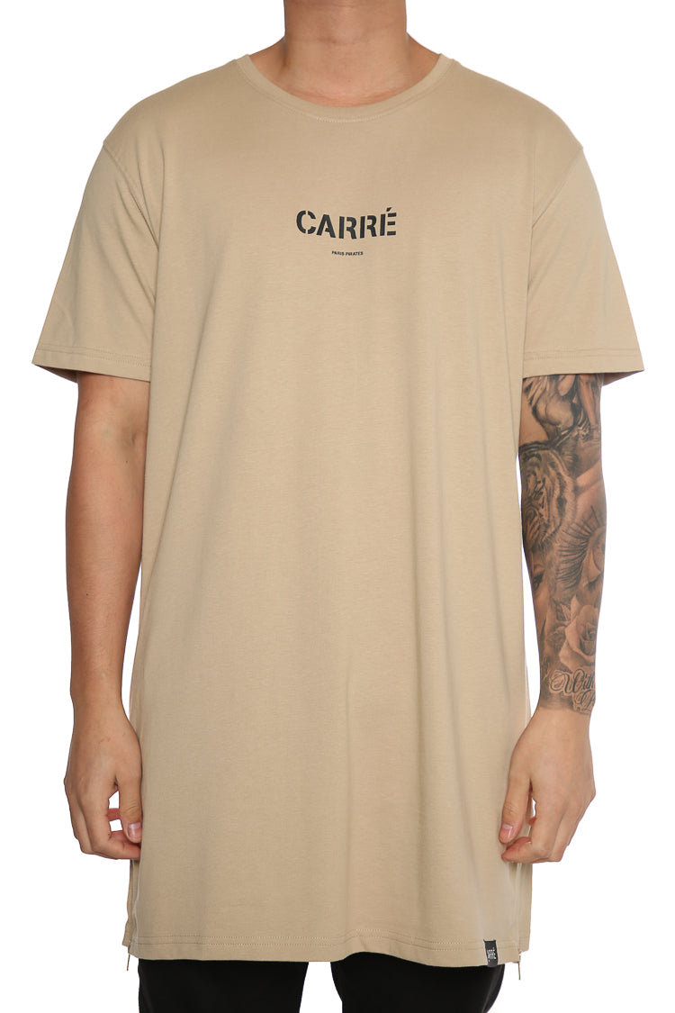 Carré Section Capone 3 SS Tee Stone
