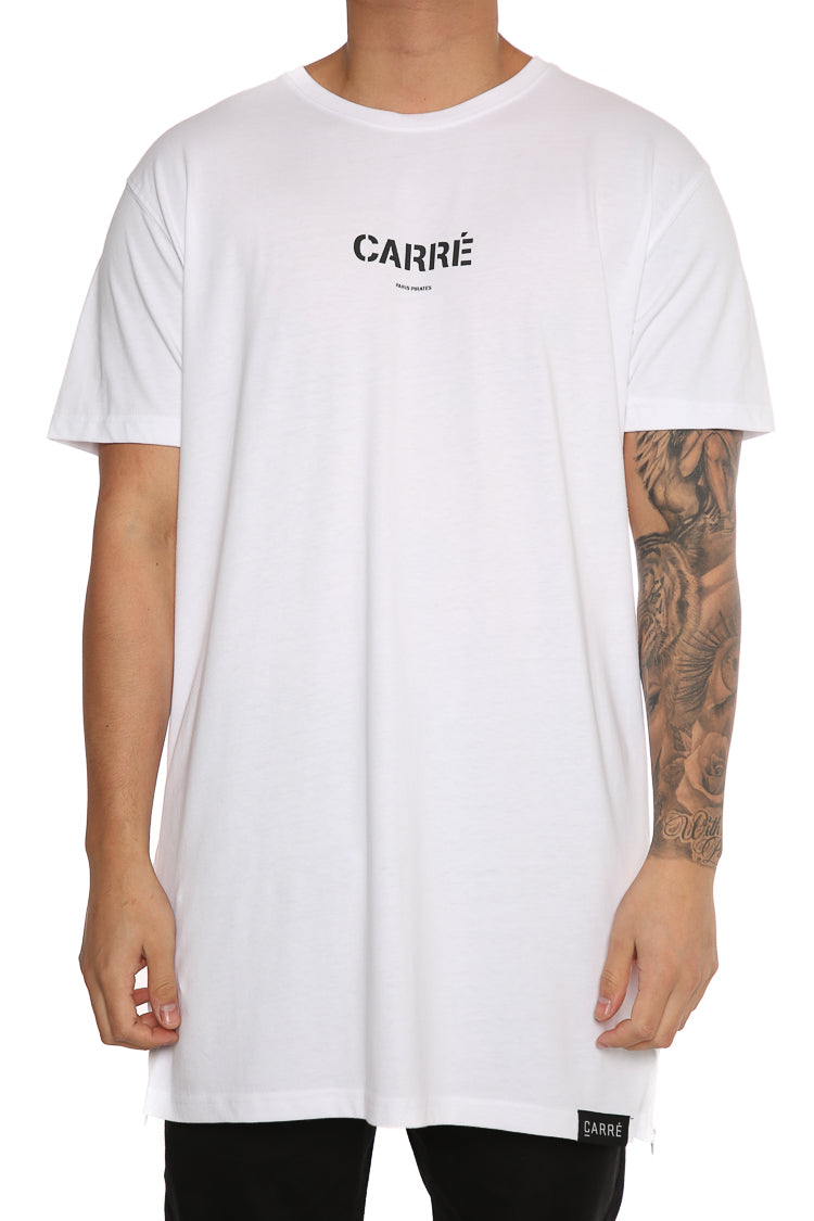 Carré Section Capone 3 SS Tee White