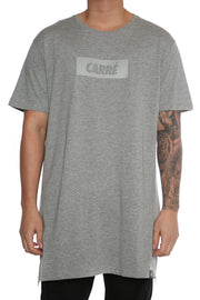 Carré Incline Capone 3 Tee Grey Heather