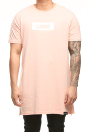 Carré Incline Capone 3 Tee Peach