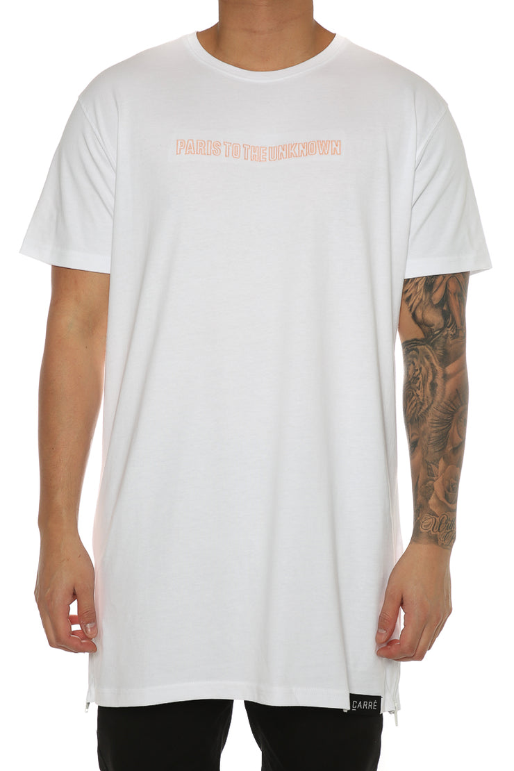 Carré Unknown Capone 3 Tee White
