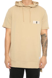 Carré Capital C Vaurien 3 Short Sleeve Hood Stone