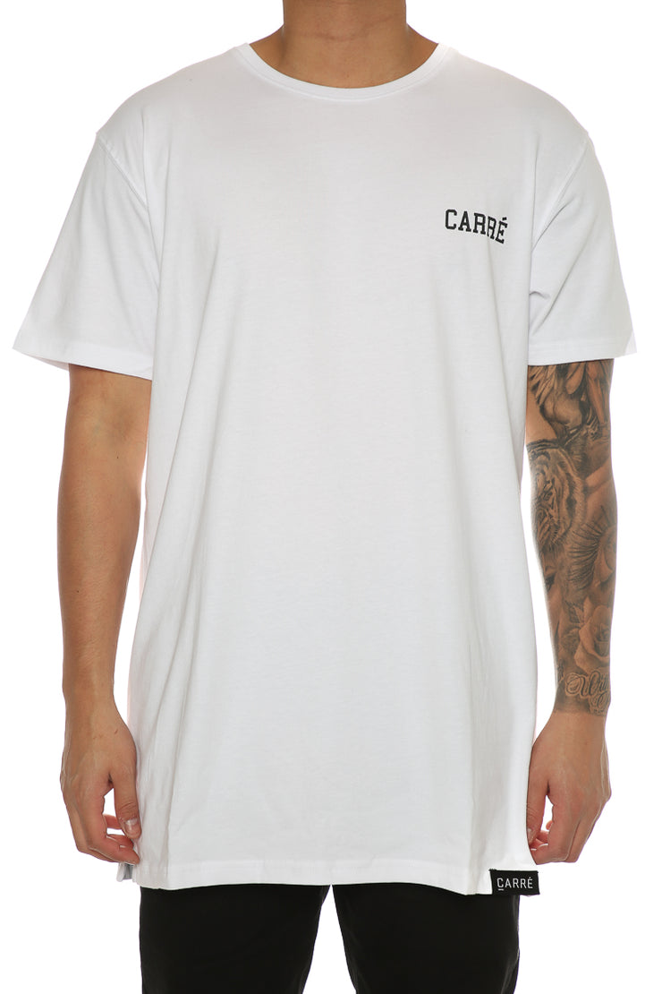 Carré Hardi Divise 2.0 Tee White